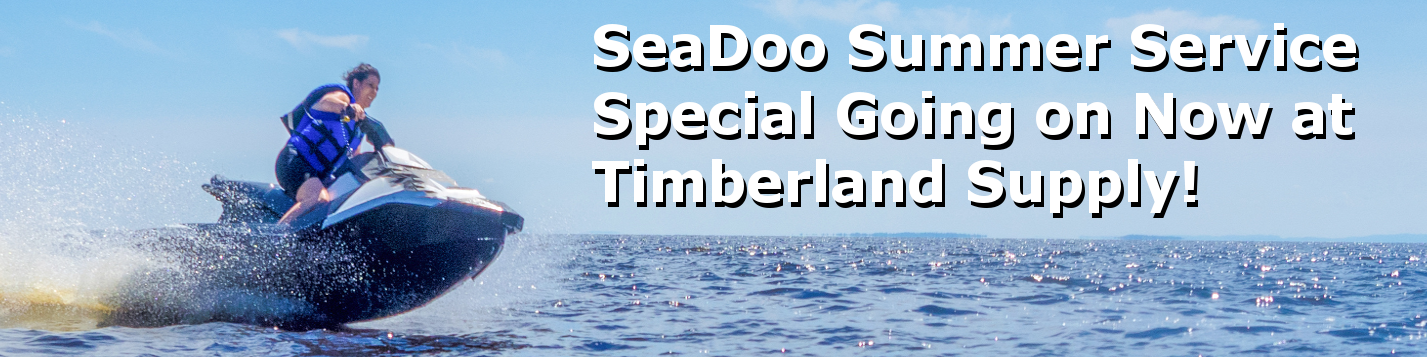 SeaDoo Service Special
