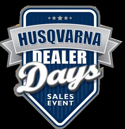 Husqvarna Dealer Days Logo